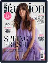 HELLO! Fashion Monthly (Digital) Subscription March 1st, 2020 Issue