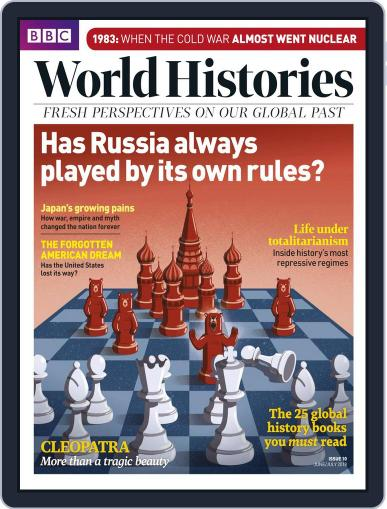 BBC World Histories (Digital) June 1st, 2018 Issue Cover