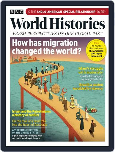 BBC World Histories (Digital) July 10th, 2018 Issue Cover