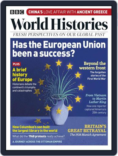 BBC World Histories (Digital) August 28th, 2018 Issue Cover