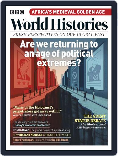BBC World Histories (Digital) November 20th, 2018 Issue Cover