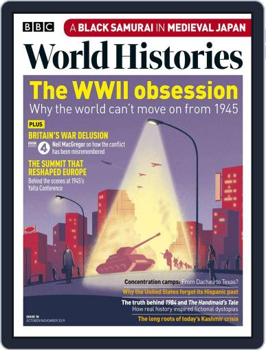 BBC World Histories (Digital) October 1st, 2019 Issue Cover