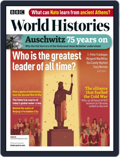BBC World Histories (Digital) January 1st, 2020 Issue Cover