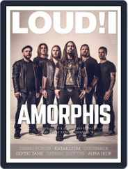 LOUD! (Digital) Subscription May 1st, 2018 Issue