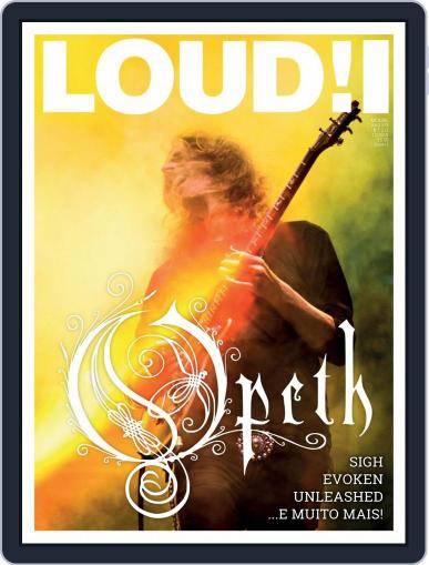 LOUD! (Digital) December 1st, 2018 Issue Cover