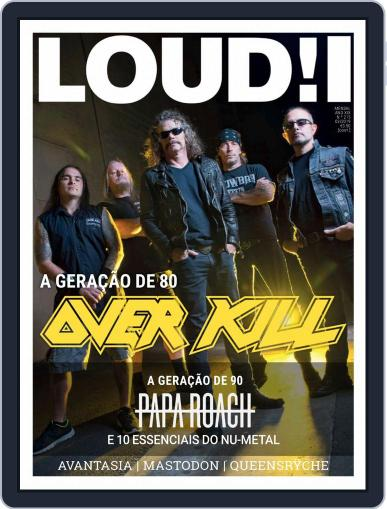 LOUD! (Digital) February 1st, 2019 Issue Cover