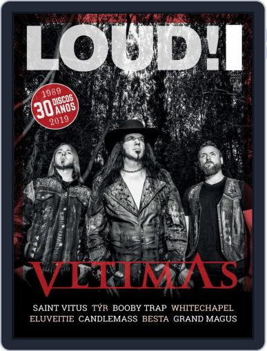 LOUD! (Digital) April 1st, 2019 Issue Cover