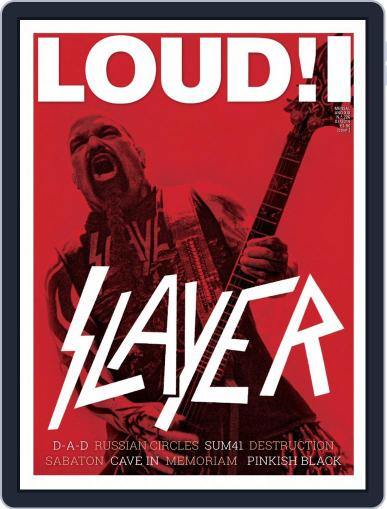 LOUD! (Digital) July 1st, 2019 Issue Cover