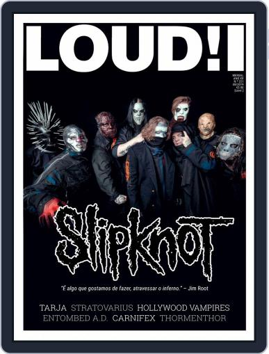 LOUD! (Digital) August 1st, 2019 Issue Cover