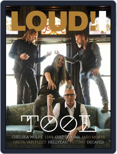 LOUD! (Digital) September 1st, 2019 Issue Cover
