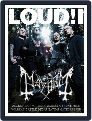 LOUD! (Digital) November 1st, 2019 Issue Cover