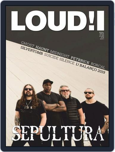 LOUD! (Digital) January 1st, 2020 Issue Cover