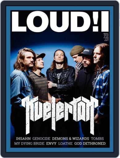 LOUD! (Digital) February 1st, 2020 Issue Cover