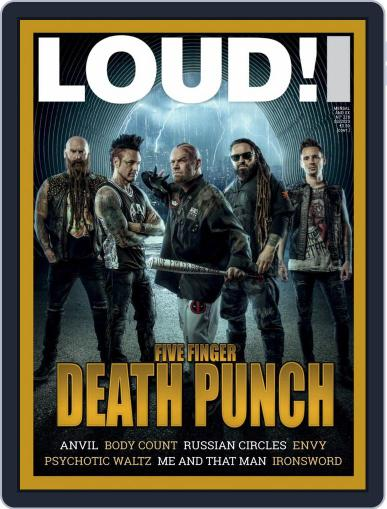 LOUD! (Digital) March 1st, 2020 Issue Cover