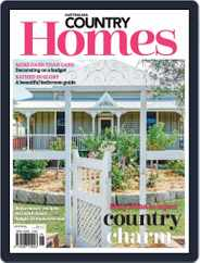 Australian Country Homes (Digital) Subscription March 1st, 2019 Issue