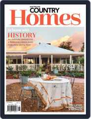 Australian Country Homes (Digital) Subscription September 1st, 2019 Issue