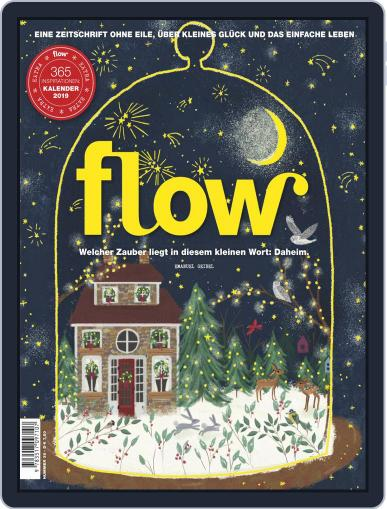 Flow (Digital) October 1st, 2018 Issue Cover