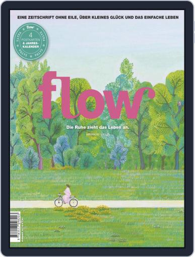 Flow (Digital) January 1st, 2019 Issue Cover