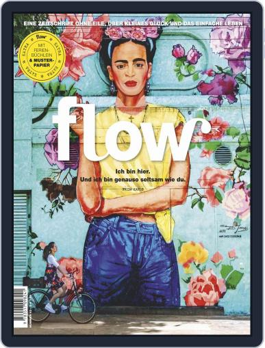 Flow (Digital) July 1st, 2019 Issue Cover