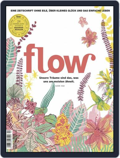 Flow (Digital) August 1st, 2019 Issue Cover