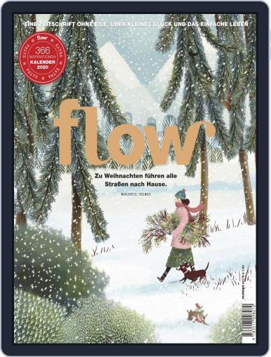 Flow (Digital) November 1st, 2019 Issue Cover