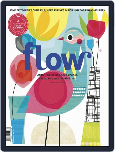 Flow (Digital) January 1st, 2020 Issue Cover