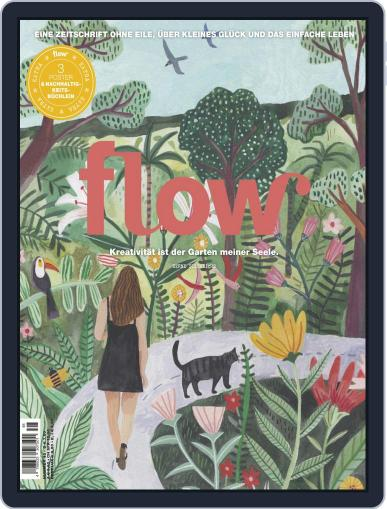 Flow (Digital) March 1st, 2020 Issue Cover