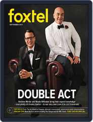 Foxtel (Digital) Subscription September 1st, 2017 Issue