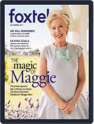 Foxtel (Digital) Subscription November 1st, 2017 Issue