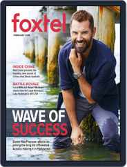 Foxtel (Digital) Subscription February 1st, 2018 Issue