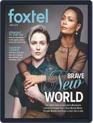 Foxtel (Digital) Subscription April 1st, 2018 Issue