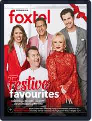 Foxtel (Digital) Subscription December 1st, 2018 Issue