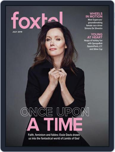 Foxtel (Digital) July 1st, 2019 Issue Cover