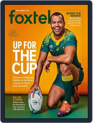 Foxtel (Digital) September 1st, 2019 Issue Cover