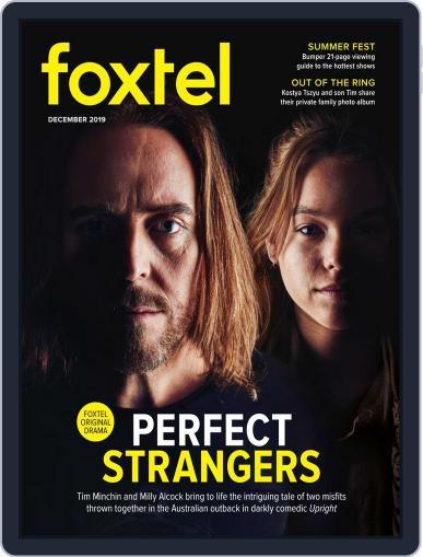 Foxtel (Digital) December 1st, 2019 Issue Cover