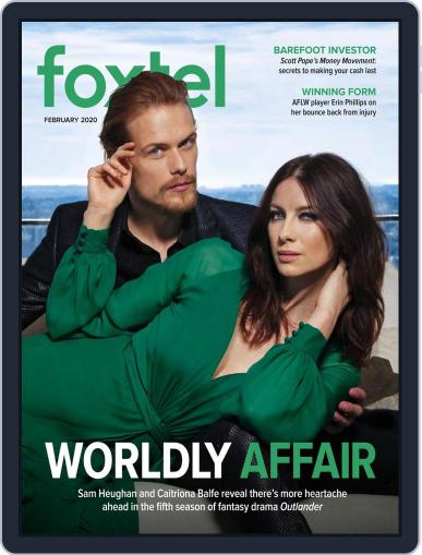 Foxtel (Digital) February 1st, 2020 Issue Cover
