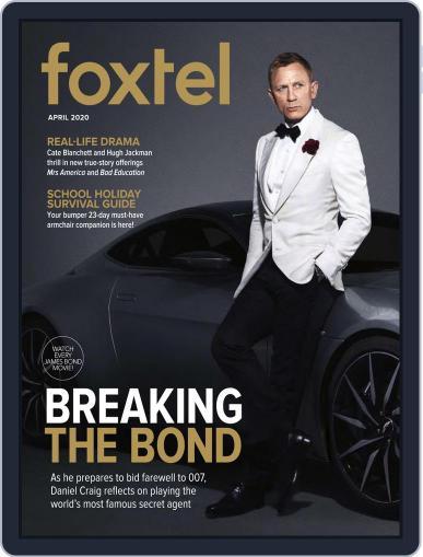 Foxtel (Digital) April 1st, 2020 Issue Cover