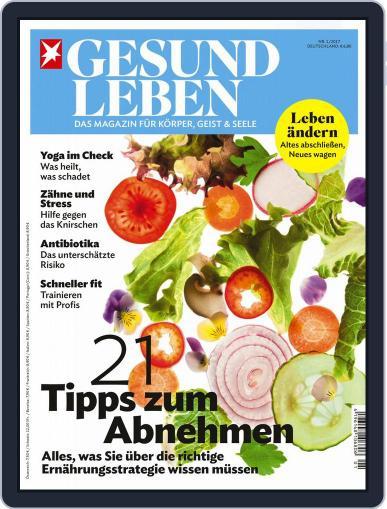 stern Gesund Leben (Digital) January 1st, 2017 Issue Cover