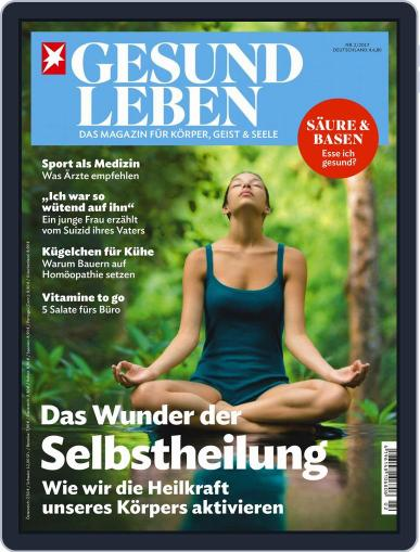 stern Gesund Leben (Digital) February 1st, 2017 Issue Cover