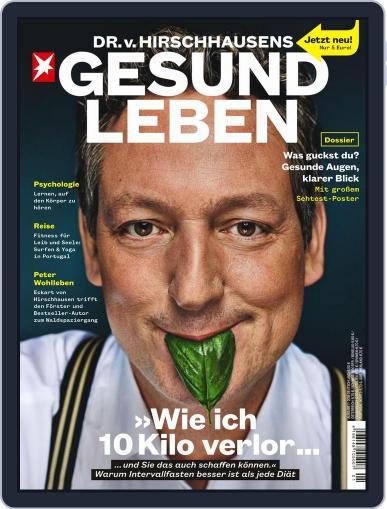 stern Gesund Leben (Digital) January 1st, 2018 Issue Cover