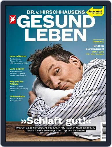 stern Gesund Leben (Digital) February 1st, 2018 Issue Cover