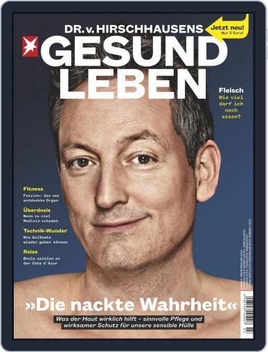 stern Gesund Leben (Digital) May 1st, 2018 Issue Cover