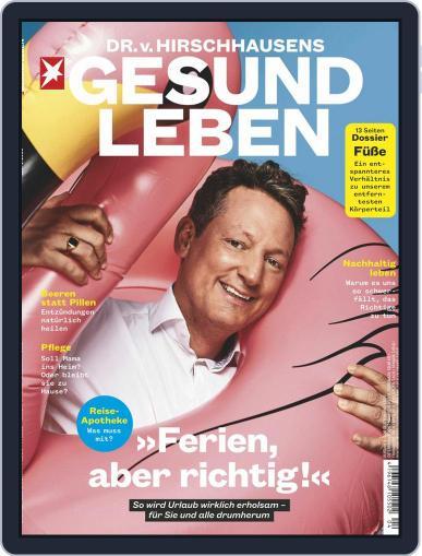 stern Gesund Leben (Digital) August 1st, 2019 Issue Cover