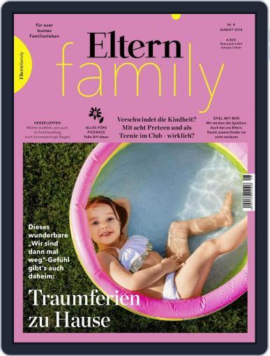 Eltern Family August 1st, 2018 Digital Back Issue Cover