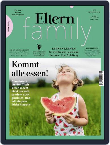 Eltern Family September 1st, 2018 Digital Back Issue Cover