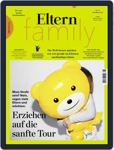 Eltern Family October 1st, 2018 Digital Back Issue Cover