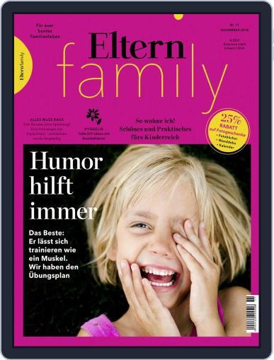 Eltern Family November 1st, 2018 Digital Back Issue Cover