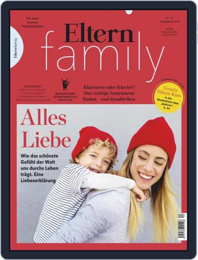 Eltern Family December 1st, 2018 Digital Back Issue Cover