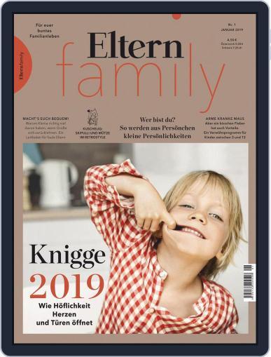 Eltern Family January 1st, 2019 Digital Back Issue Cover