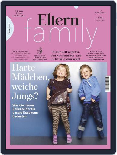 Eltern Family February 1st, 2019 Digital Back Issue Cover